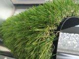 herbe artificielle de la vente 4colours chaude de 36mm pour l'horizontal