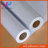 물자 비닐 스티커 (120GSM /140GSM)를 인쇄하는 PVC
