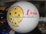 La publicité du ballon rond gonflable de sphère d'hélium