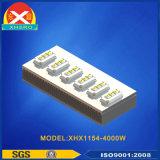 Customized Aluminiumlegierung Kühlkörper mit Schweißbehandlung