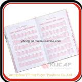 Изготовленный на заказ книга журнала книга в твердой обложке печати & дневник подарка