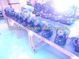 18*1W RGB LED 이동하는 맨 위 가벼운 세척