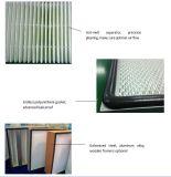 Мини-Плиссированный 0.3microns фильтр стеклоткани HEPA, промышленный воздушный фильтр H13 H14