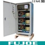 Stabilisateurs automatiques de tension à C.A. de verticale triphasée de SVC Tns 60kVA, régulateur de tension 60000va
