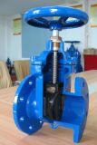 Ferro de Ggg40/Cast/válvula de porta Ductile do ferro com a haste não de aumentação