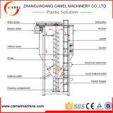 Vertikaler Plastikkörnchen-Mischer/mischende trocknende Maschine/Mischer-Zufuhrbehälter-Trockner