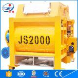 Heiße verkaufende beste Qualität mit untererem Betonmischer des Preis-Js2000