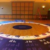 UVschutz-Vinylfußboden-Aufkleber-Abdecken Innen/Fußboden-Grafik-Aufkleber