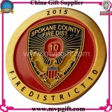 Metal Coin for Challenge Coin with Transparent Color