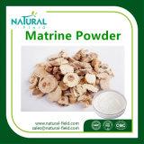 공장은 100% 자연적인 쓴 Sophora Flavescens 추출 Matrine를 공급한다