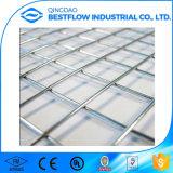 Rebarかビニールによって塗られる溶接された金網のパネルの網を補強する頑丈な棒鋼のパネル
