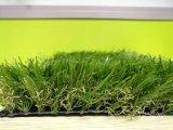 Gekleurde Hoogte - het Gras die van de dichtheid Kunstmatig Gras modelleren
