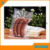 Bolso de empaquetamiento al vacío del alimento plástico para el pollo congelado de la salchicha de los mariscos
