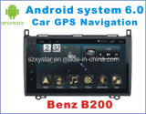 Nieuwe Androïde GPS van 6.0 Auto Ui Navigatie voor Benz B200 met de Video van de Auto