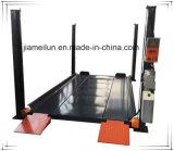 Auto-Aufzug des Auto-Speicher-hydraulischer Pfosten-vier