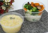 750ml cancelam a bacia de sopa plástica descartável da injeção