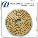 각 분쇄기 손 전력 공구를 위한 다이아몬드 닦는 패드