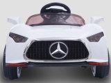 Conduite bon marché de gosses de véhicule électrique d'enfants de Whosale de couleur blanche sur le véhicule