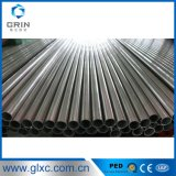 Tubulação de aço inoxidável 304 316 da manufatura de China com certificação do ISO