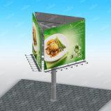 Cartelera de poste de los precios de fábrica mini