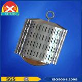 Disipador de calor trabajado a máquina aluminio del CNC LED de las piezas que muele