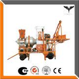 Beweglicher Asphalt-Mischanlage des China-Lieferanten-80t/H für Verkauf