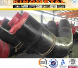 2PE / 2PP / 3PE / 3PP Coating Anticorrosion Pipe Bend