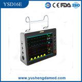 Moniteur patient Ysd16e d'équipement médical approuvé de la CE de nouveau produit