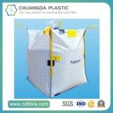 Tipo-C Conduziu Big FIBC PP Handy Bulk Bag para produtos químicos