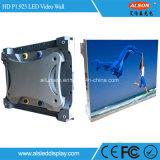 Écran polychrome d'Afficheur LED de P1.923mm HD