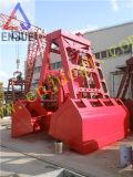 encavateur à télécommande hydraulique électrique sans fil de 30t 15cbm pour remettre le matériau de cargaison en bloc