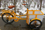 Mini Van Cart Trailer para la venta