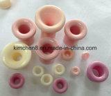 99.7% Remache de cerámica Al2O3 para la hiladora del filamento (identificación: 0.5m m 6X4X0.5X4)