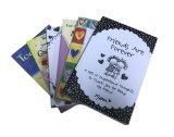 Alta qualidade personalizada impressão de livro de capa mole colorido