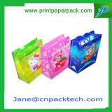 O presente bonito das bolsas da forma ensaca o saco de empacotamento dos confeitos do chocolate dos doces