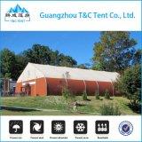 Tente ignifuge gonflable d'entrepôt de structure en aluminium