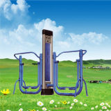 Grado superior de acero galvanizado Walker Aire aptitud al aire libre