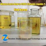 Olio steroide personalizzato della miscela semifinita con le bottiglie steroidi dell'iniezione di consegna sicura di 100%