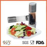 Ws-Pg020 2 en 1 Sal y Pimienta Grinder Manual de molienda de cerámica ajustable