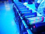 옥외 72*3W LED 세척 빛 Nj-L72 단계 빛 사건 결혼식 정원 점화