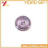 Изготовленный на заказ монетка прессформы плакировкой логоса (YB-HD-92)
