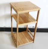 Cremagliera elettrica di bambù degli apparecchi, mensola elettrica di bambù del dispositivo di raffreddamento