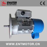 ホイスト用のギアシャフトの電気モーター