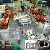 Des Edelstahl-Schweißgerät-GS-Lf3da Ausschnitt-Roboter-Arm Faser-Laser-3D