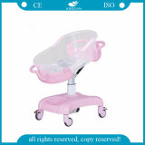 AG-CB011 Demande active Full-réglable Ce & ISO Crib Infant Hospital Bed