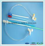 Blut der China Soem-erhältliches Wegwerfbluttransfusion-gesetztes Qualitäts-IV, das Set gibt