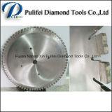 grand diamant de 1000mm 2000mm le 3000mm a vu que la lame blanc pour le grand diamant circulaire scie la lame