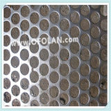 Fil de diamant Nickel Sheet Punching Filter Mesh