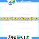 3M enregistrent l'éclairage de bande 240LEDs/m simple d'intérieur de décoration de rangée
