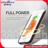 Teléfono móvil portable del banco caja de batería de energía para el iPhone 6